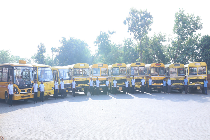 St Therese Convent High School-Transport