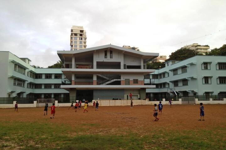 St Theresas Boys High School-Campus