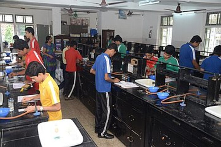 St Theresas Boys High School-Science Lab