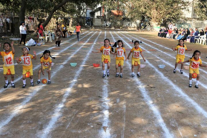 Bai Bhikhaijee Shapoorjee Bengallee Girls High School-Games