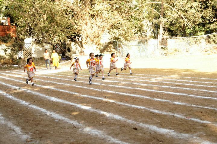Bai Bhikhaijee Shapoorjee Bengallee Girls High School-Play Ground