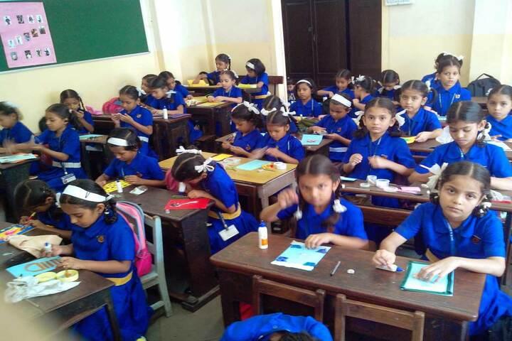 Bai M N Gamadia Girls High School-Arts and Craft