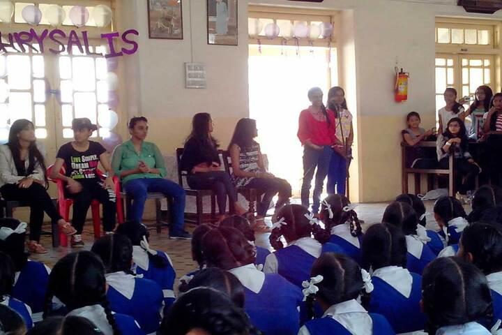 Bai M N Gamadia Girls High School-Farewell