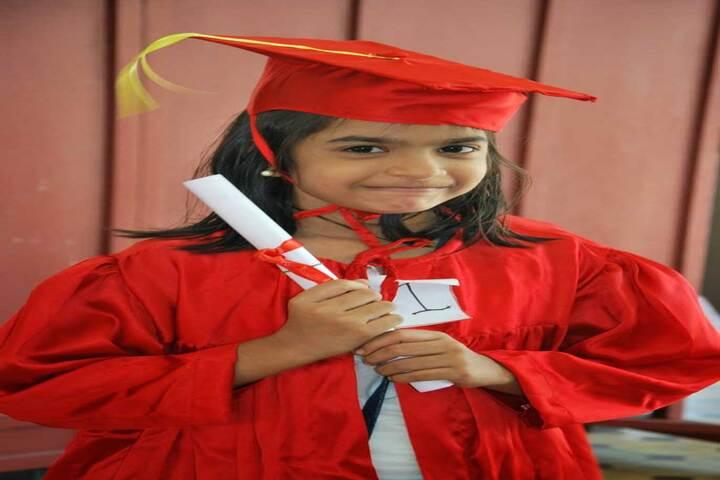 Bai M N Gamadia Girls High School-Graduation Day