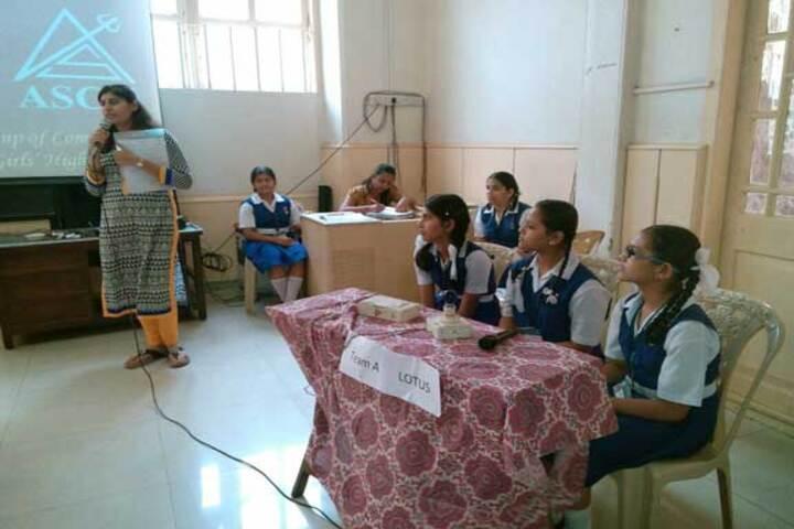 Bai M N Gamadia Girls High School-Quiz Competition