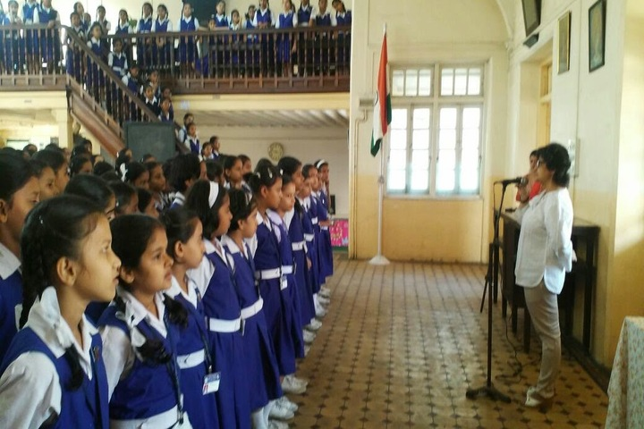 Bai M N Gamadia Girls High School-Republic Day