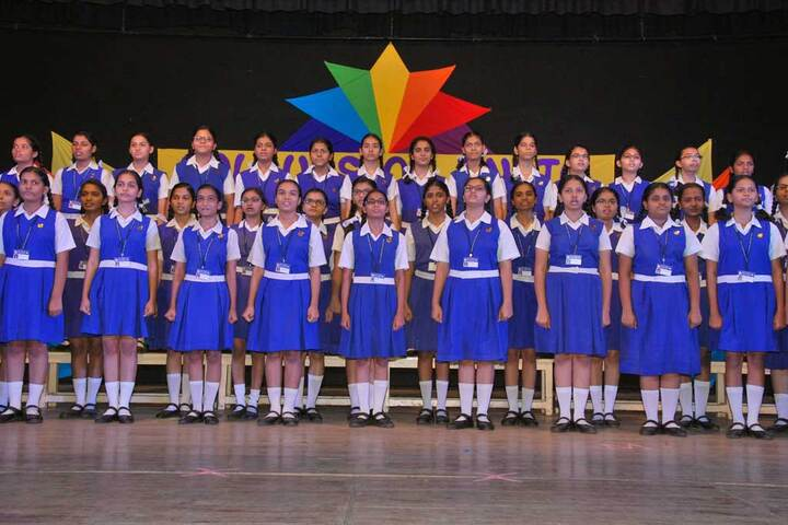 Bai M N Gamadia Girls High School-Students