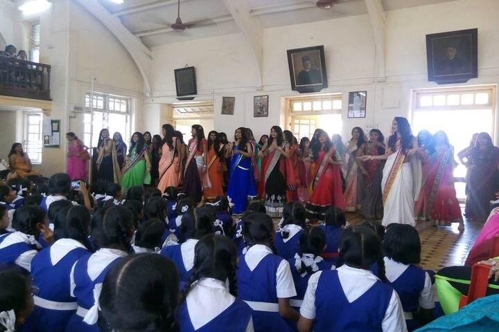 Bai M N Gamadia Girls High School-Teachers Day