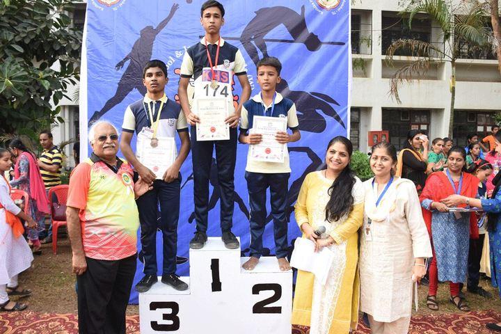 Bharat Education Societys Karthika High School and Junior College-Achievement