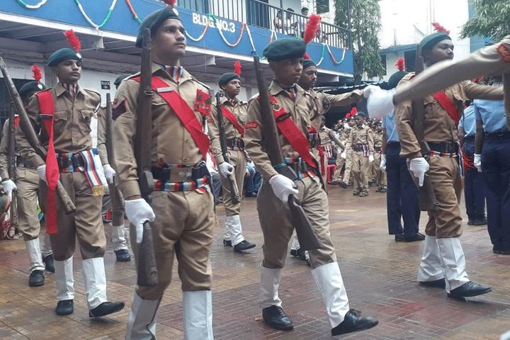 Bharat Education Societys Karthika High School and Junior College-Scout And Guide