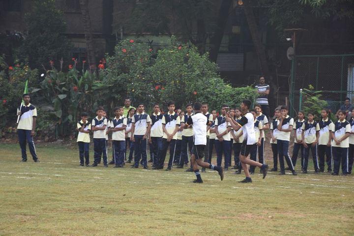 Bharat Education Societys Karthika High School and Junior College-Sports Day