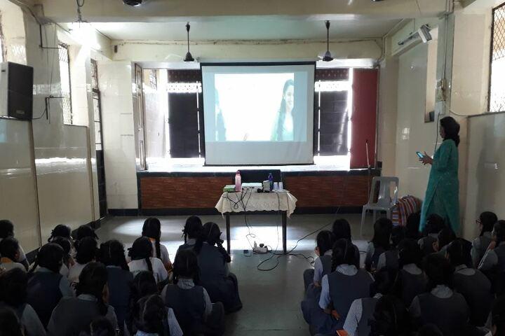 St Sebastian Goan High School-Audio Visual Room