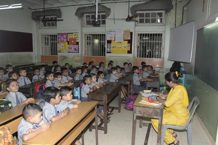 St Sebastian Goan High School-Classroom