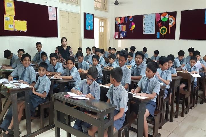 St Sebastian Goan High School-Drawing Competition