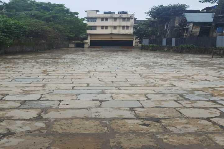 St Sebastian Goan High School-Playground