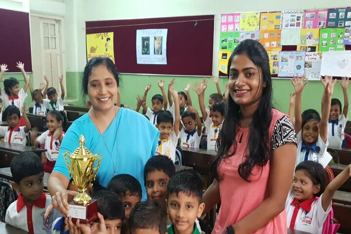 St Sebastian Goan High School-Prize Distribution