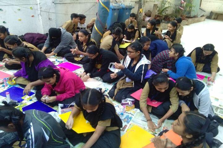 Bharat English High School and Junior College-Art And Craft