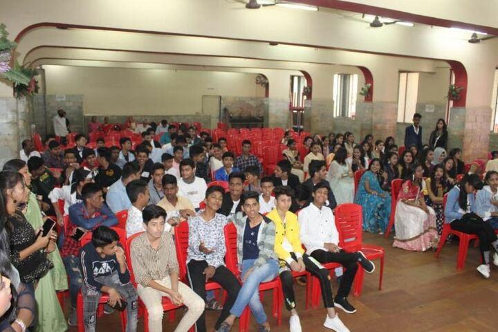 Bharat English High School and Junior College-Farewell