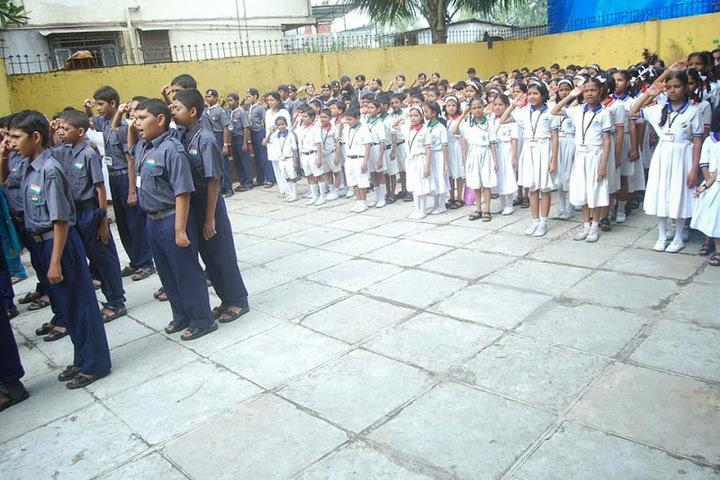 Mumbai Utkal English High School-Assembly