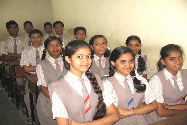 Mumbai Utkal English High School-Class Room