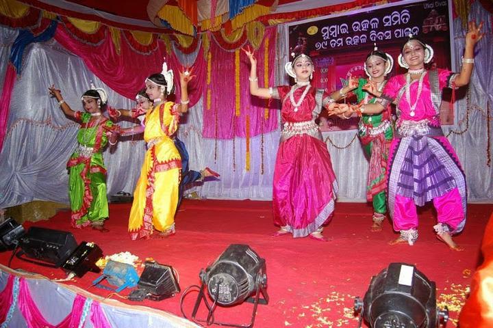 Mumbai Utkal English High School-Dance