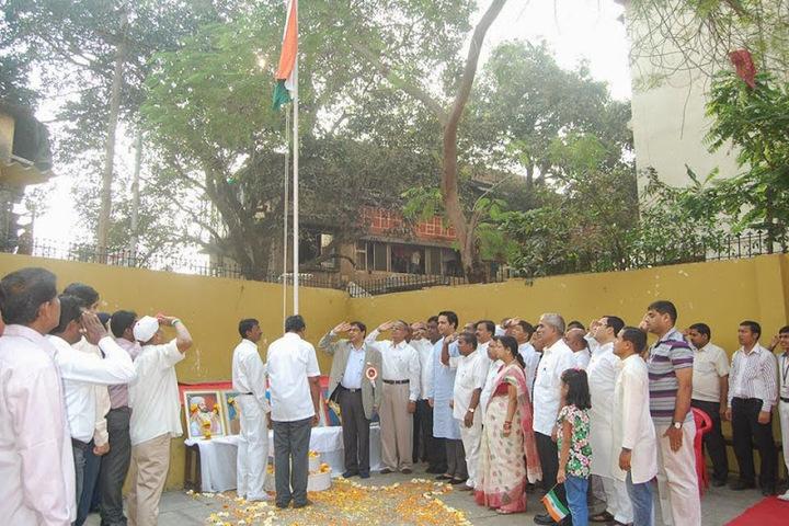 Mumbai Utkal English High School-Flag Hosting