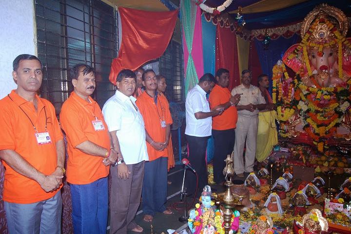 Mumbai Utkal English High School-Ganesh Celebration