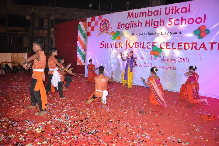 Mumbai Utkal English High School-Silver Jubilee