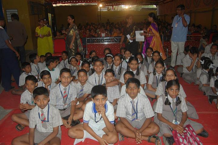 Mumbai Utkal English High School-Students