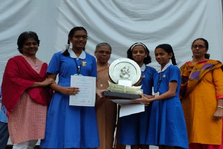 Canossa High School-Inter School English Elocution Competition
