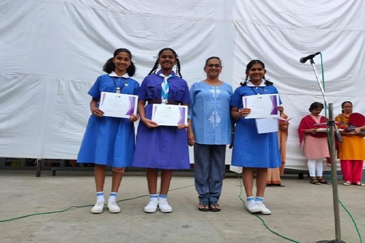Canossa High School-Lead Programme