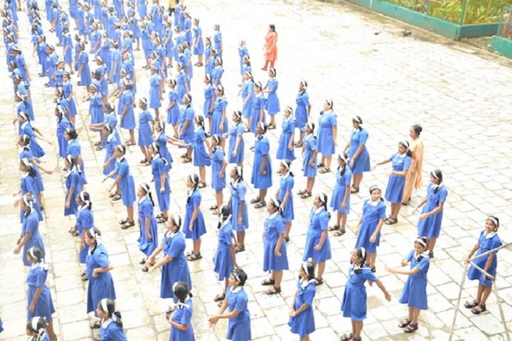 Canossa High School-Prayer