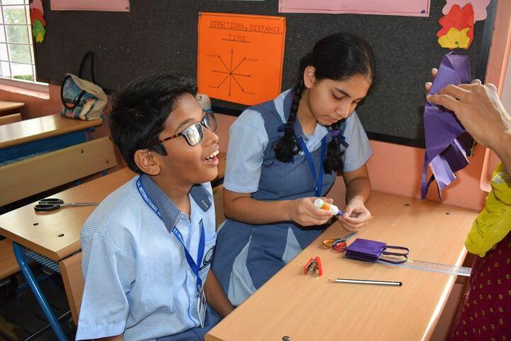 S E International School-Art And Craft