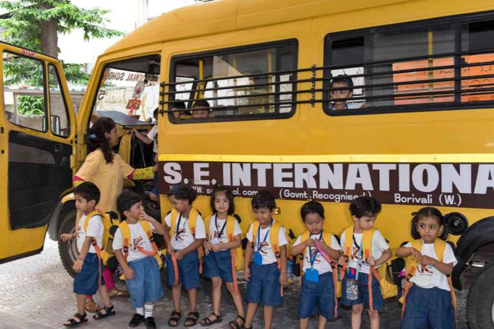 S E International School-Transport