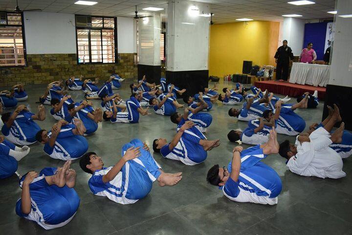 S E International School-Yoga