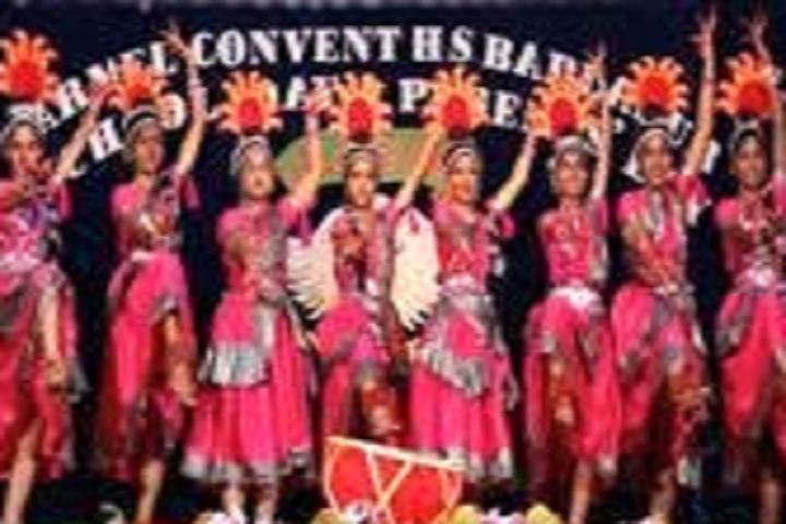 Carmel Convent High School- Classical Dance