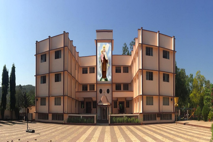 Carmel Convent High School-Play Ground