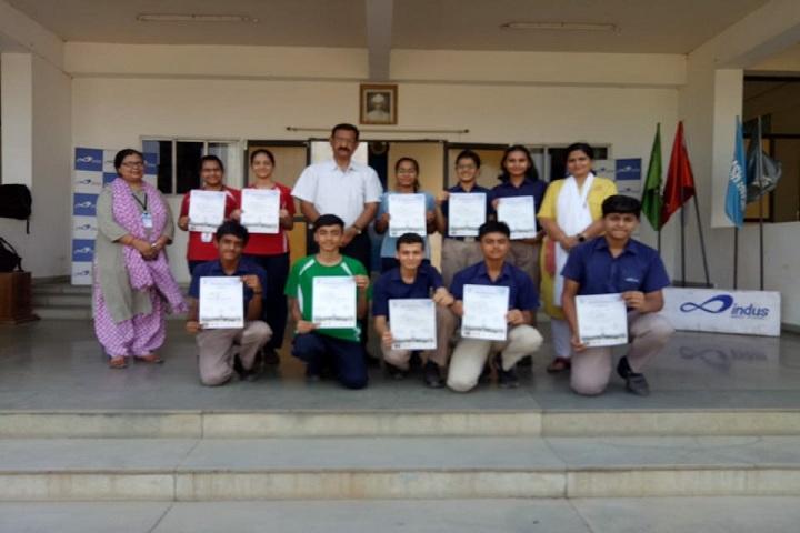 Indus World School-Achievement