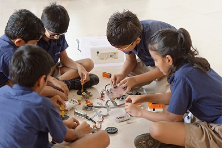 Indus World School-Activities