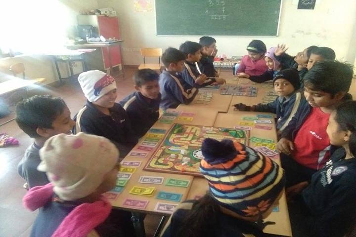 Indus World School-Activities1