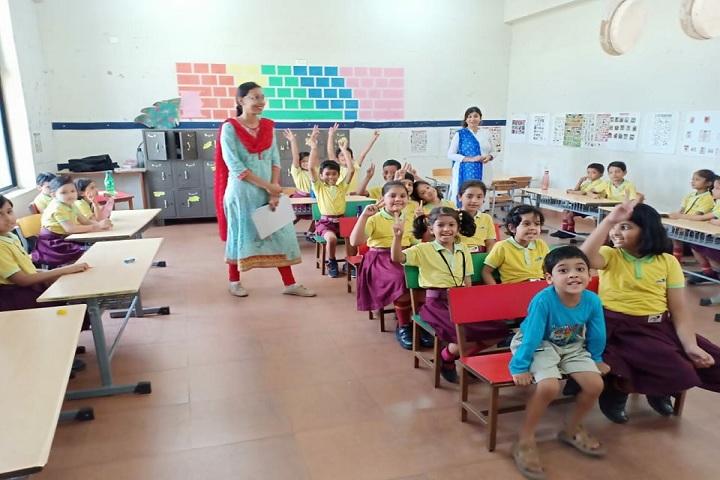 Indus World School-Classroom1