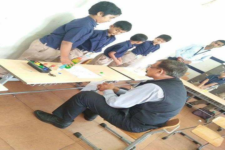 Indus World School-Science-Fair