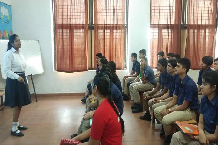 Indus World School-Seminar