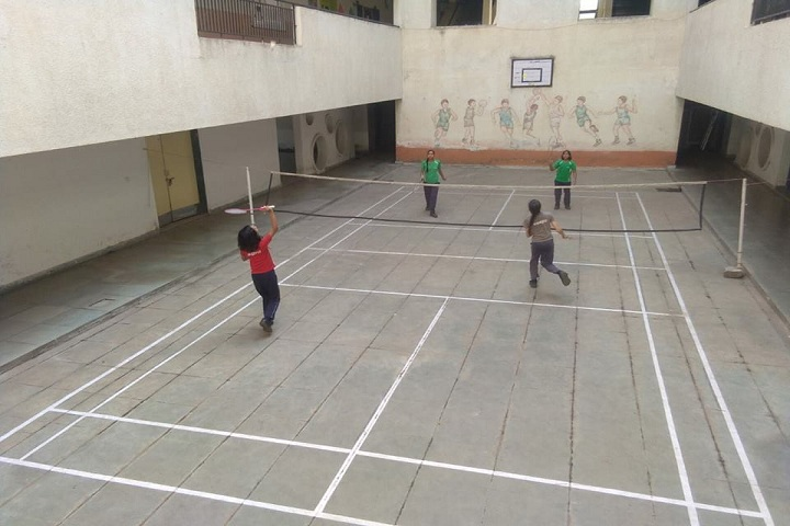 Indus World School-Sports