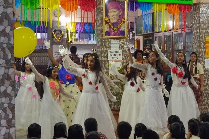 Sai Holy Faith High School-Christmas Celebration