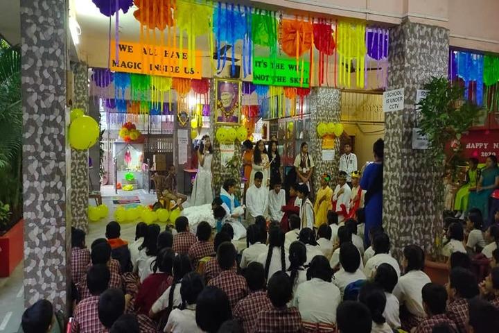 Sai Holy Faith High School-Chritamas