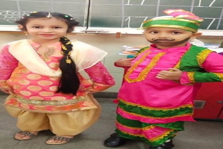 Sai Holy Faith High School-Cultural Day
