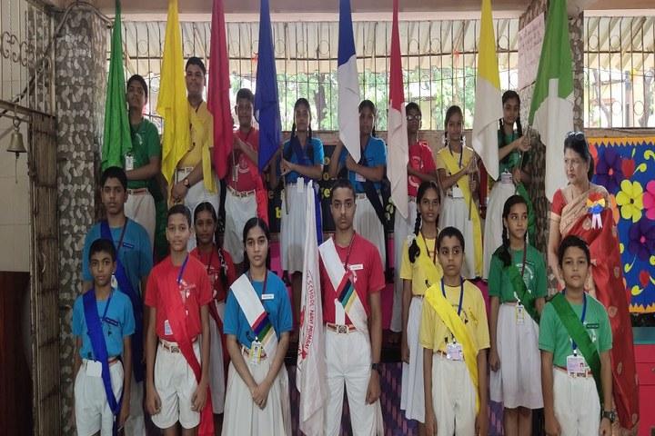 Sai Holy Faith High School-Sports Day