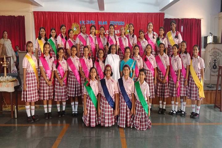 Carmel of St  Joseph High School-Class Leader