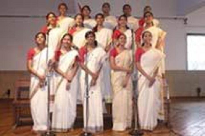 Carmel of St  Joseph High School-Group Singing